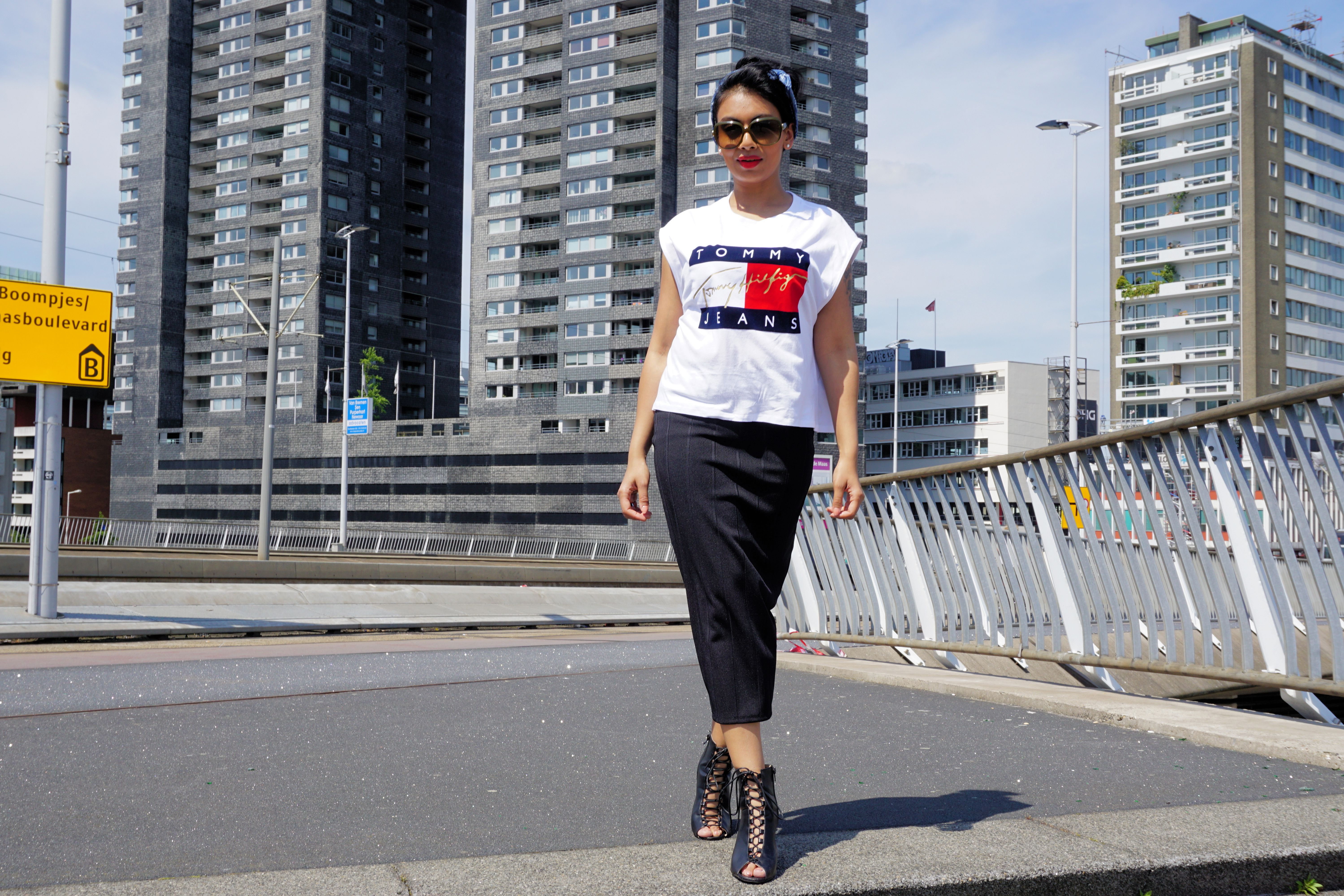 Tommy Jeans 3.0 Capsule Collection Reena Jagram