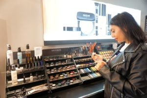 First MAKE UP FOR EVER store in the Netherlands