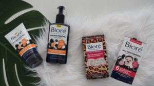 BYE BYE BLACKHEADS AND BLEMISHES! – WITH BIORÉ CHARCOAL ACNE-ANTI PUISTJES