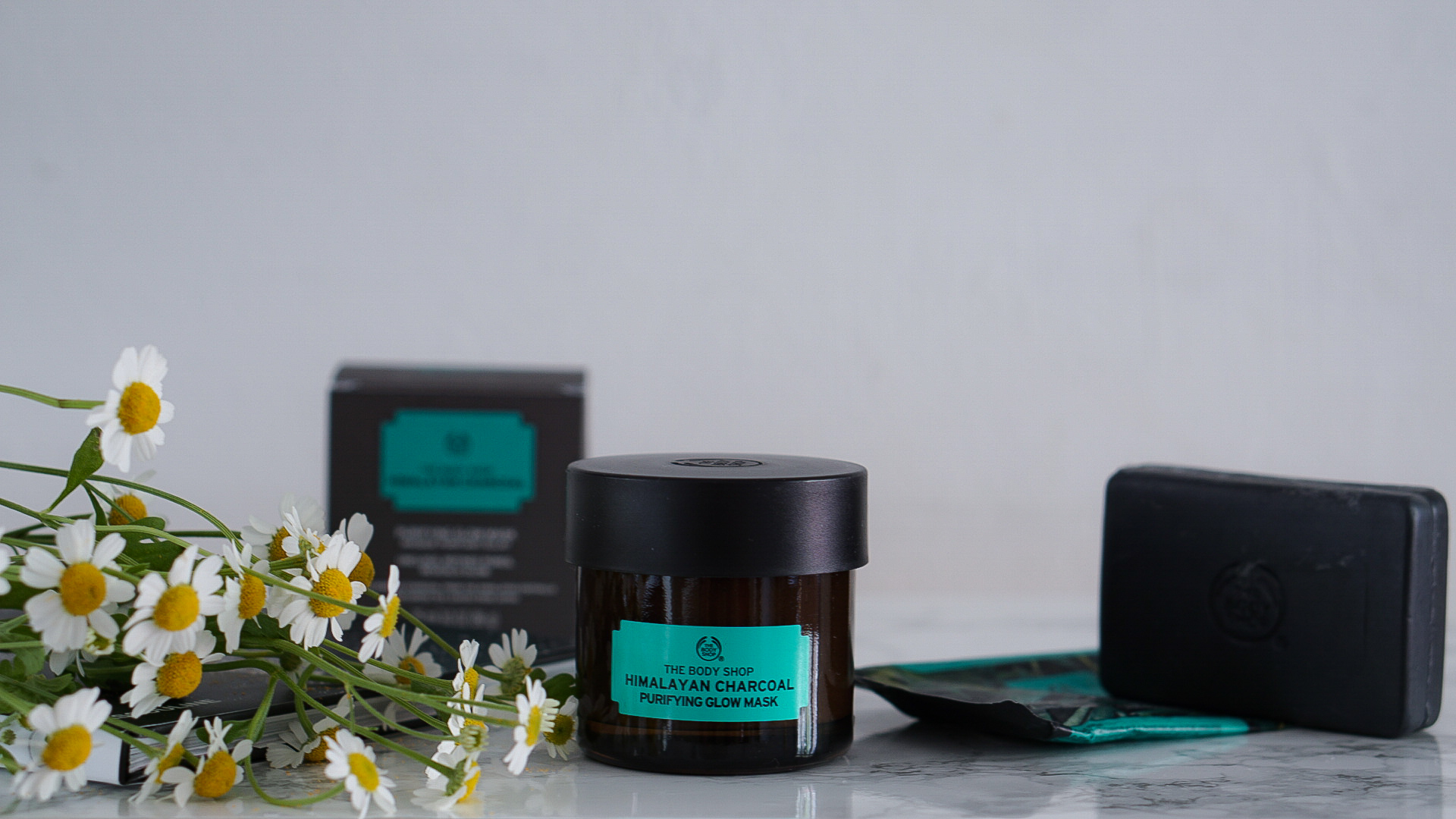HIMALAYAN CHARCOAL FROM THE BODY SHOP