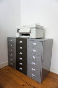 Idea for how to organize your paperwork