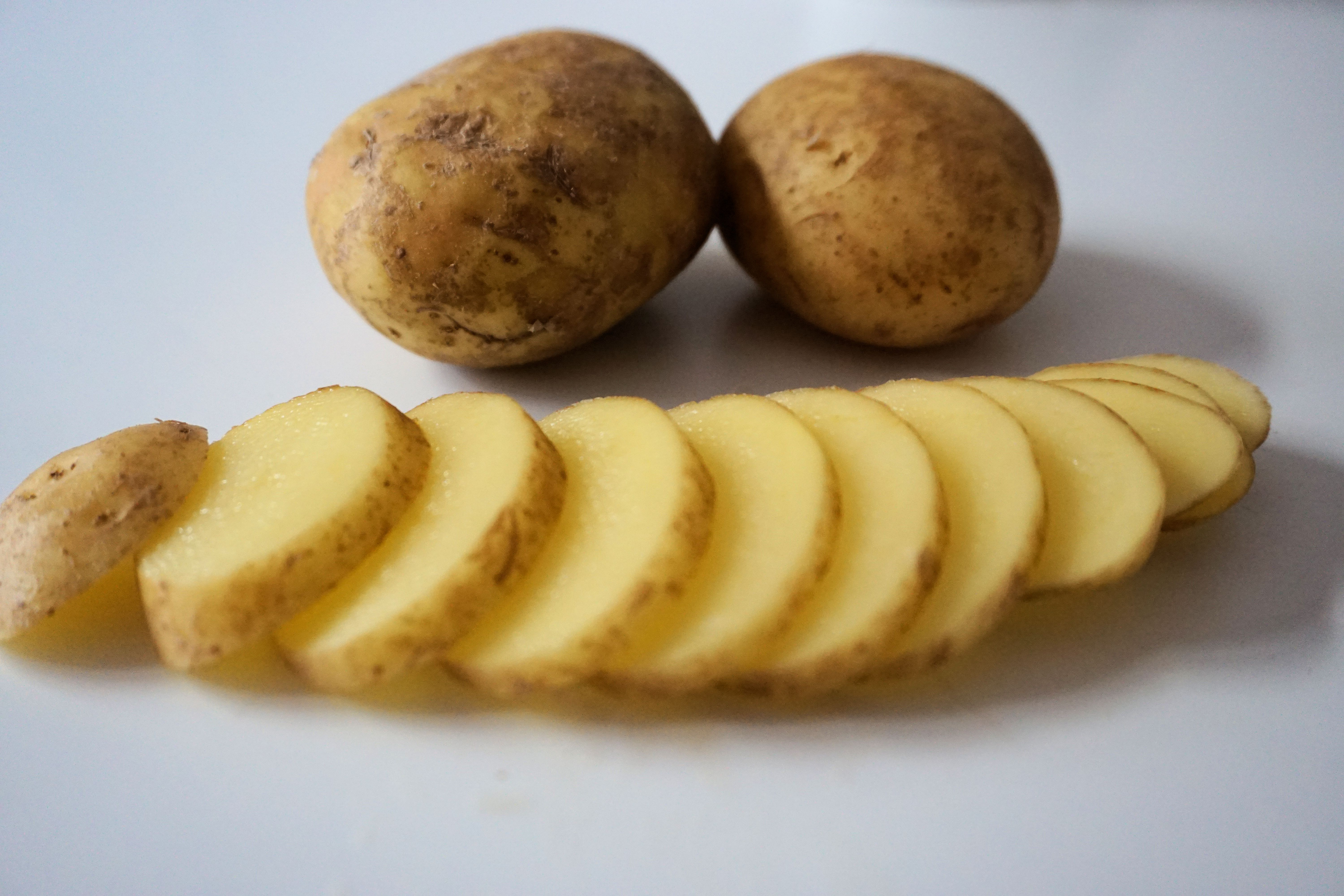 Potato Remedy for Swollen and Puffy Eyes