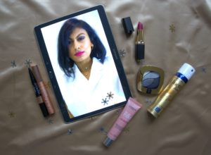 L'OREAL PARIS – PARTY PARADISE MAKE-UP LOOK 3 + OUTFIT