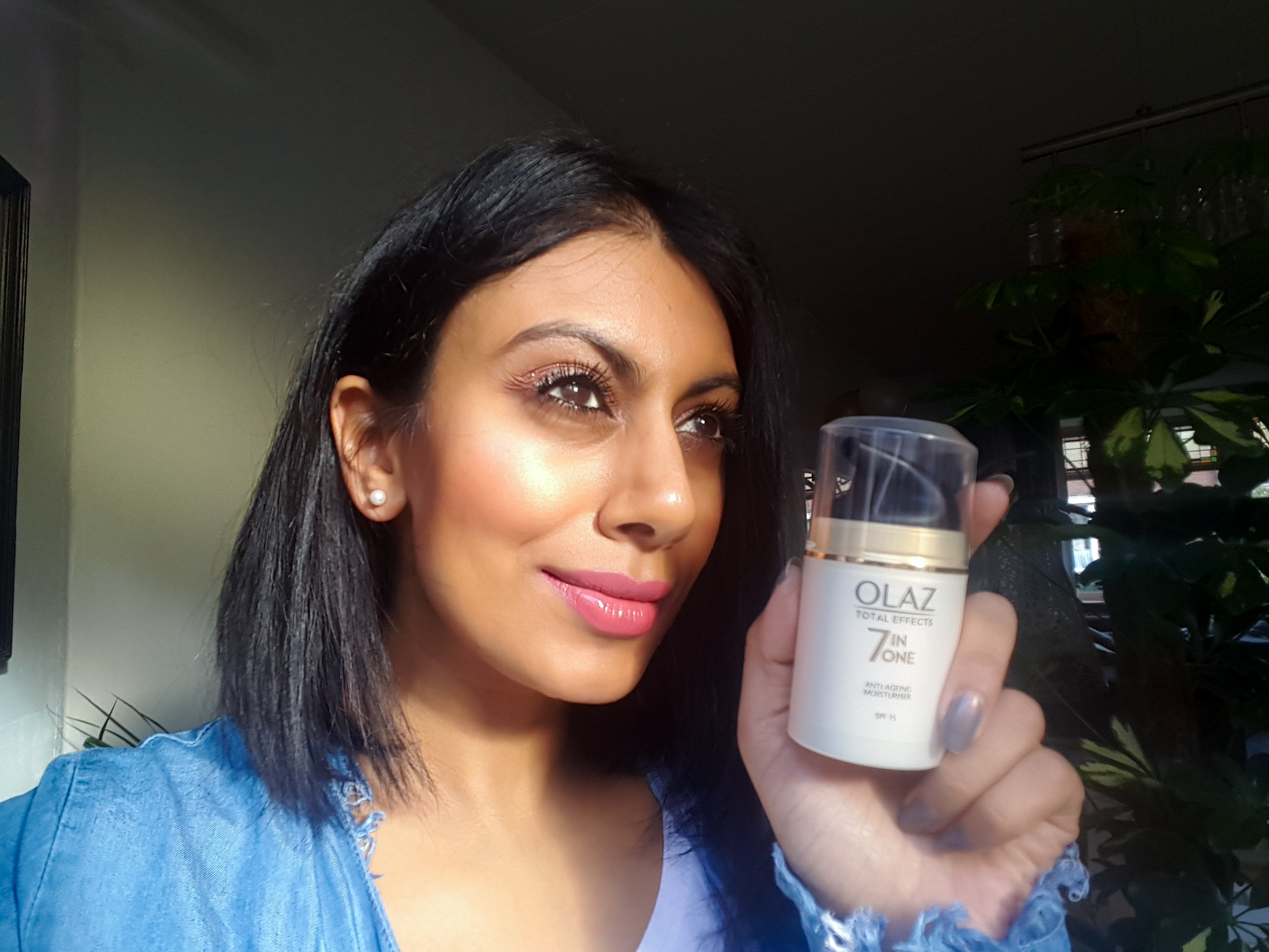 #MYSELFIE WITH OLAZ TOTAL EFFECTS 7-IN-1 DAYCREAM SPF 15