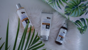 COCONUT HAIR PRODUCTS FROM URTEKRAM + GIVEAWAY!