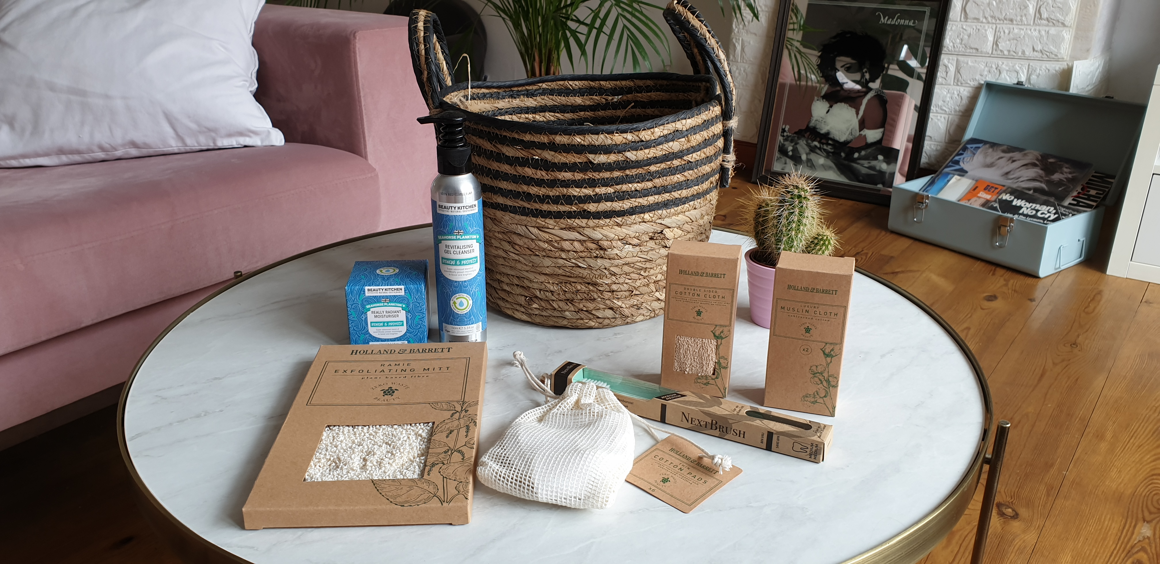 ZERO WASTE BADKAMER MUST-HAVES