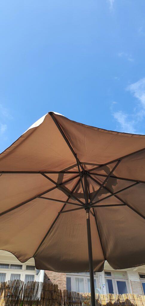 Kees Smit parasol tuinmeubelen